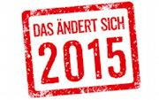 Roter Stempel - Das ändert sich 2015