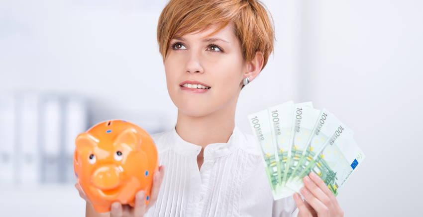 ausziehen ohne geld