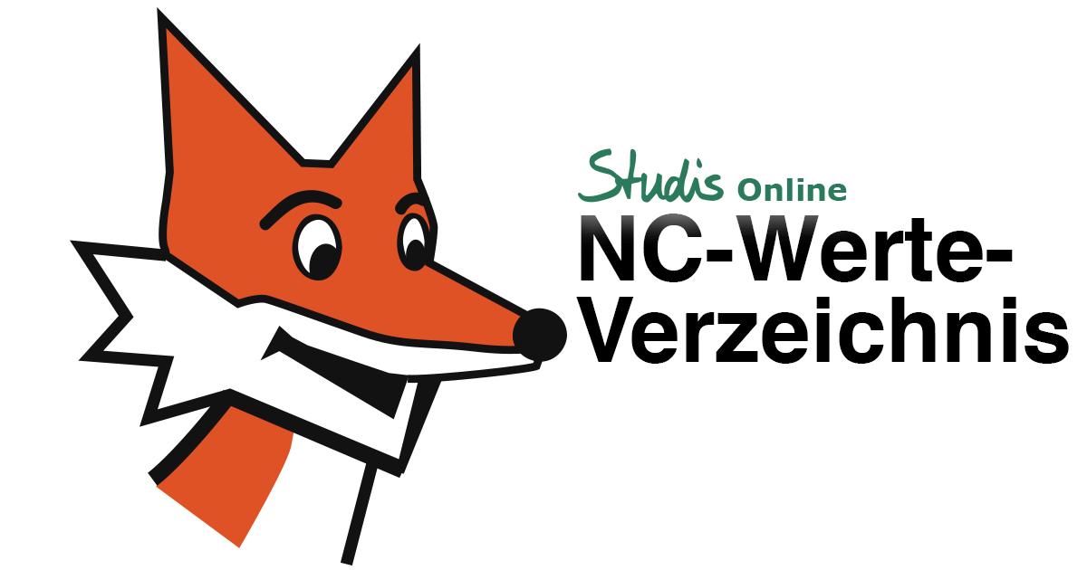 NC-Werte für die letzten Sommer- und Wintersemester 2018 - Studis Online