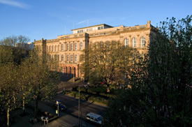 Hauptgebäude RWTH Aachen