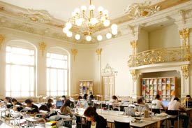 Bibliothek der Wirtschaftswissenschaften