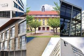 Standorte der Fachhochschule Südwestfalen