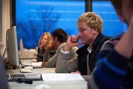 Studierende der Fachhochschule Südwestfalen