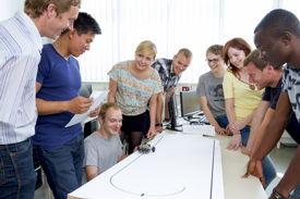 Projektarbeit im Team (EAH Jena)