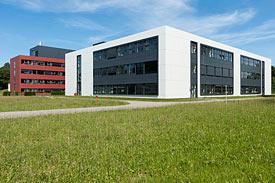 Der Plank-Hörsaal des Karlsruher Instituts für Technologie.