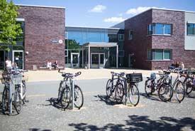 Campus der FH Kiel