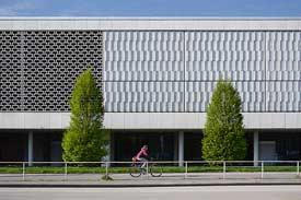 Hochschulgebäude der Uni Kiel