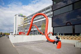 HTW Berlin - Kunst am Bau