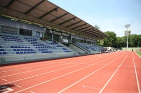 Leichtathletikanlage der Deutschen Sporthochschule Köln