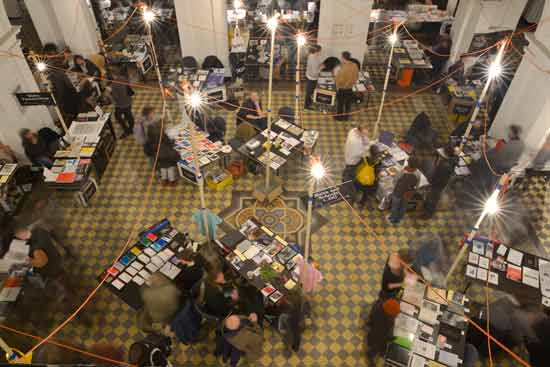 It's a book – Independent Publishing Fair in der HGB 2017