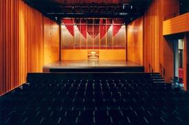 Großer Saal der HMT