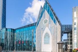 Campus Augustusplatz der Universität Leipzig