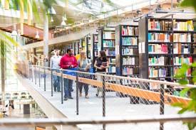 Bibliothek der OVGU