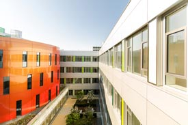 Neubau Chemie der Philipps Universität Marburg