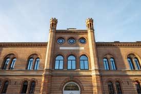 Design-Gebäude der Hochschule München