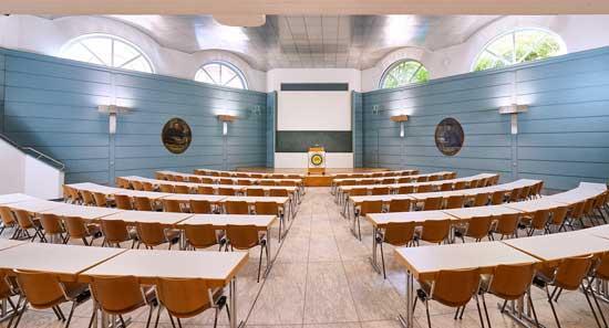 Due Aula der HFPH München