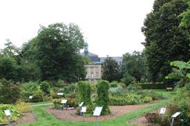 Botanischer Garten der Uni Münster