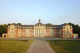 Schloss der Uni Münster