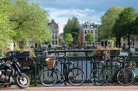 Städtebild Niederlande