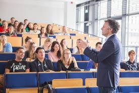 Vorlesung an der FH Münster