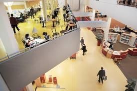 Universitätsbibliothek (Carl von Ossietzky Universität Oldenburg)