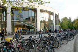 Hörsaalzentrum, Campus Haarentor (Carl von Ossietzky Universität Oldenburg)