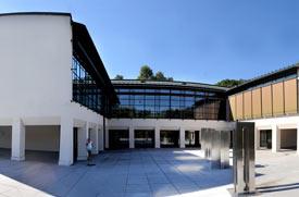 Unibibliothek in Passau