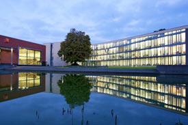 Der Campus am Griebnitzsee