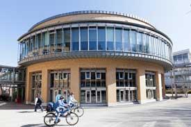 Der Hauptstandort der Hochschule Biberach
