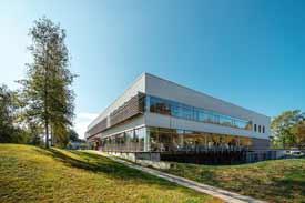Mensa der Hochschule Zittau/Görlitz