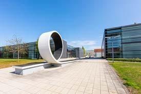 """""""Looping"""" auf dem Campus Scheffelstraße"""
