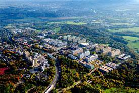 Luftbild - Ruhr-Universität Bochum