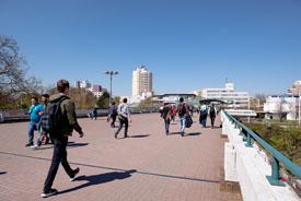 Unibrücke - Ruhr-Universität Bochum