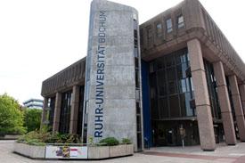 Verwaltungsturm - Ruhr-Universität Bochum