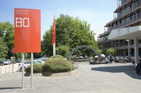 Haupteingang - Hochschule Bochum