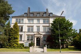 HAW Hof, Campus Münchberg