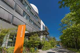 Audimax der Universität der Bundeswehr München