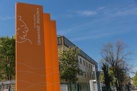Campus der Universität der Bundeswehr München