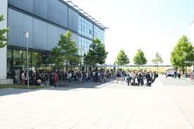 Der Campus der DHWB Mannheim