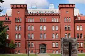 Gebäude der FH Brandenburg (Wirtschaftswissenschaftliches Zentrum)