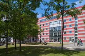 Campus Lichtenberg, HWR Berlin