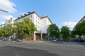 Campus Schönenberg, Haus A, HWR Berlin