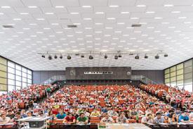 Audimax der TU Braunschweig