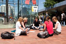 Campusleben an der Universität Bremen