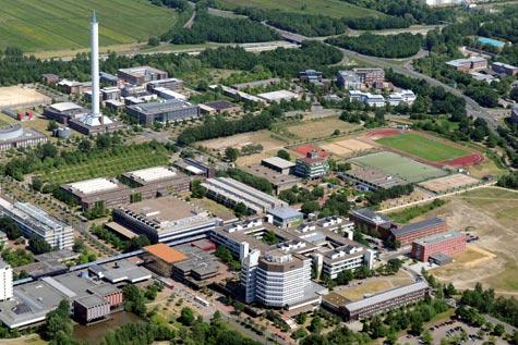 standortkarte - Uni Bremen Online Bewerbung