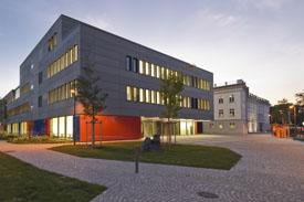 Außenansicht - Hochschule Augsburg