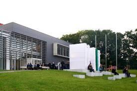 Stadtansicht des Campus der Hochschule Coburg