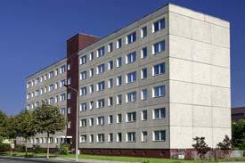 Vorlesung Produktionstechnik im Audimax der HTW Dresden