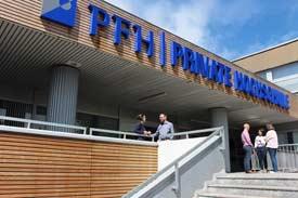 Eingang der PFH