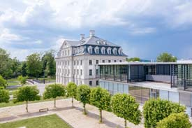 Campus Gera der DHGE